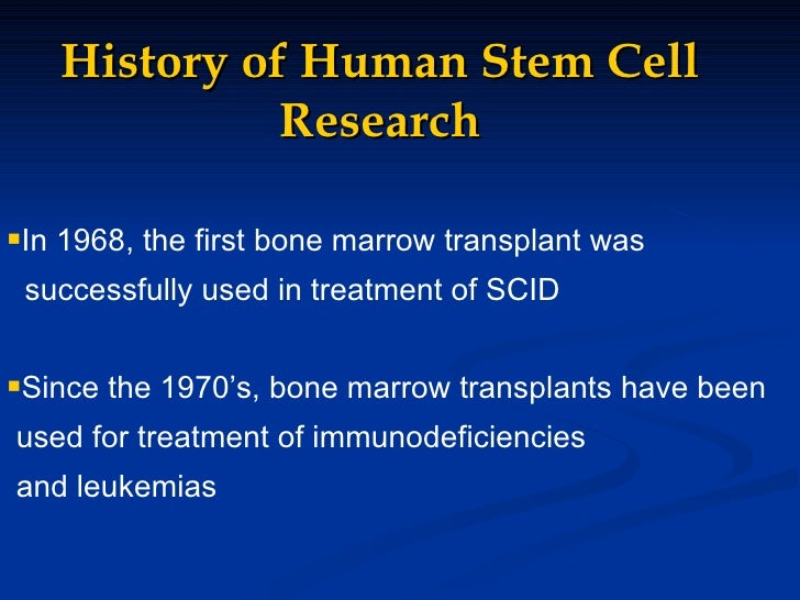 What are some social issues regarding Stem Cell Research?