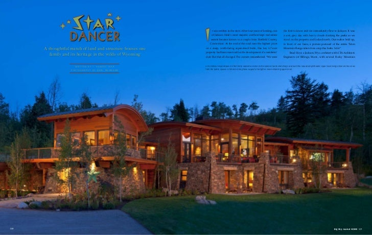*+             +* Star                  Dancer      A thoughtful match of land and structure houses one                   ...