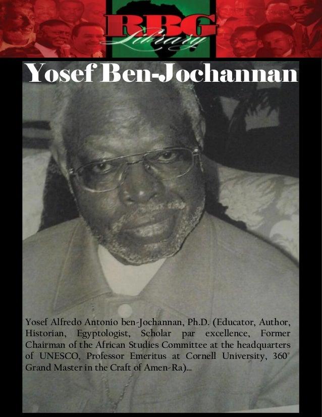 Dr. Yosef Ben-Jochannan