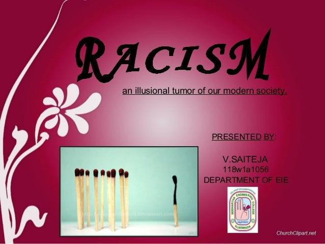 Racism by saiteja