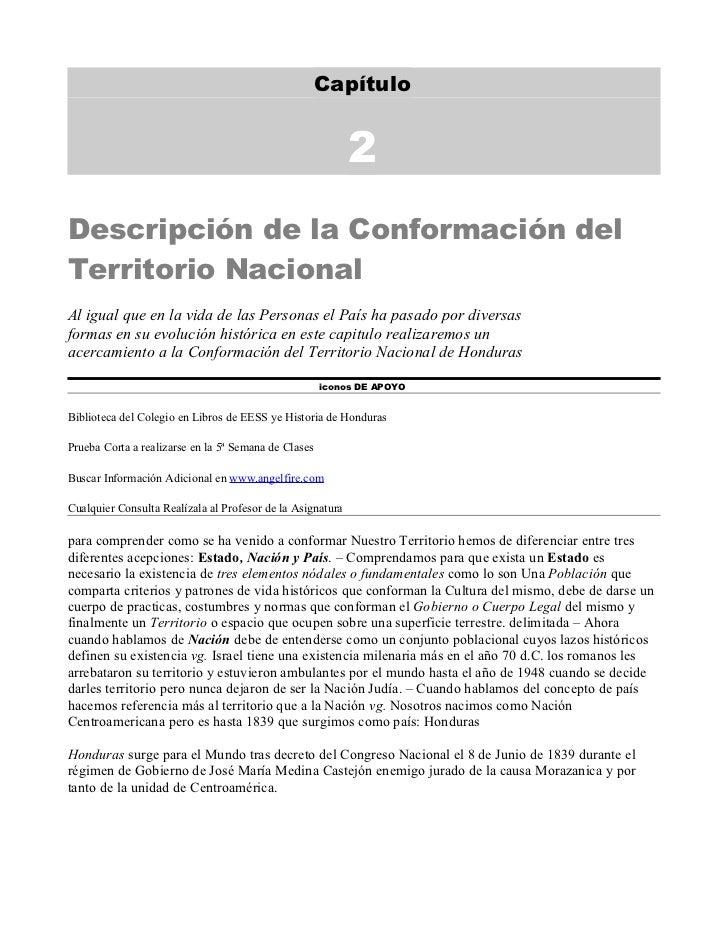 Territorio_Honduras_Conformacion_Historica