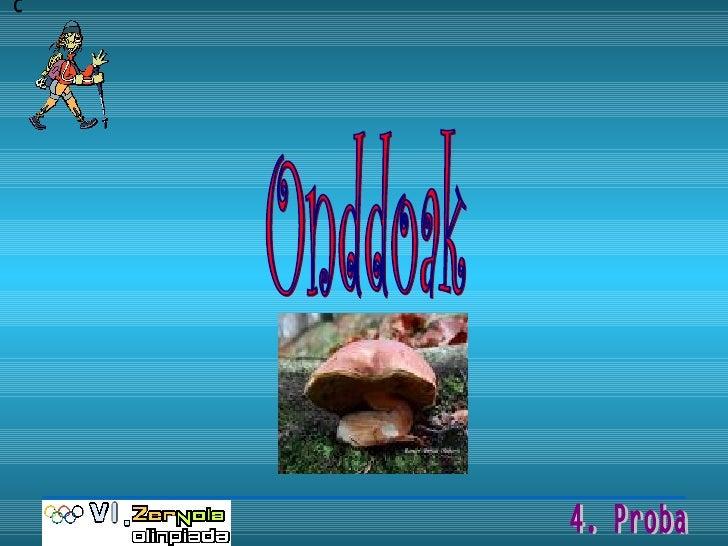d Onddoak