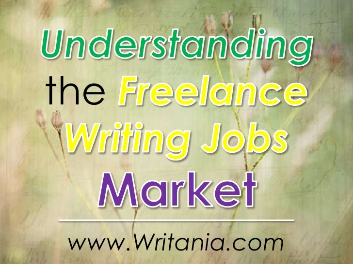 Understanding the Freelance Writing Jobs Market