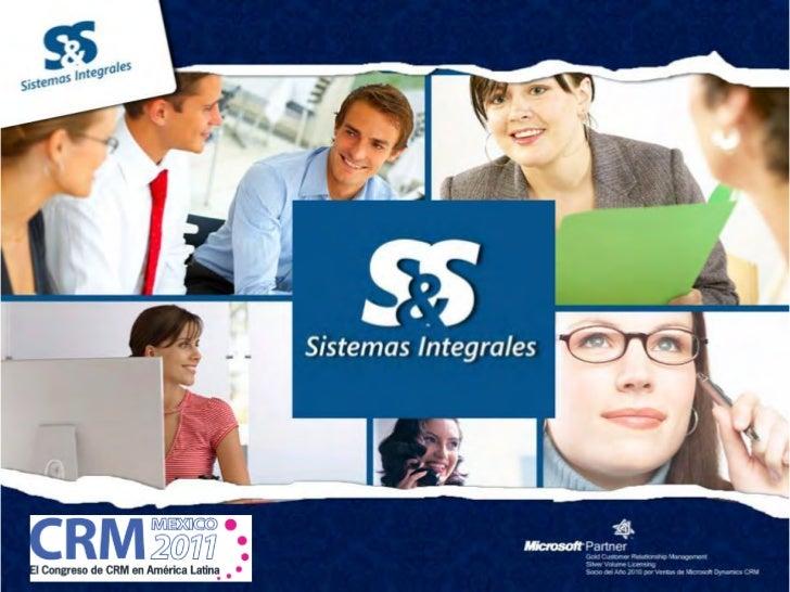 Quienes Somos• S&S  – Microsoft Gold Certified Partner  – Fundada en 1994      • Especializada en Licenciamiento Empresari...