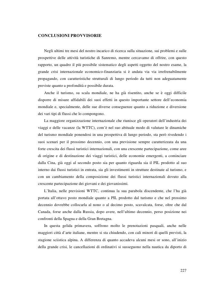 11 Conclusioni
