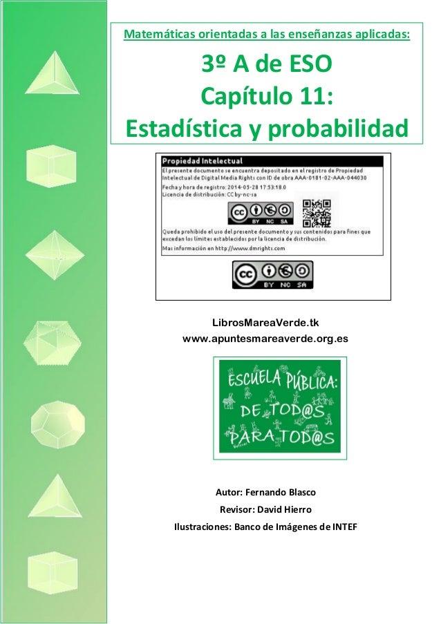 LibrosMareaVerde.tk www.apuntesmareaverde.org.es Autor: Fernando Blasco Revisor: David Hierro Ilustraciones: Banco de Imág...