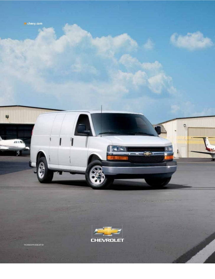 2012 Chevy  express