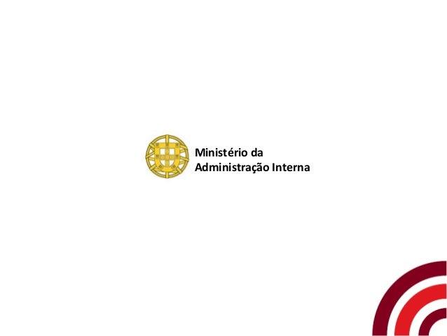 Ministério daAdministração Interna