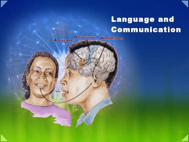 Language and Communication