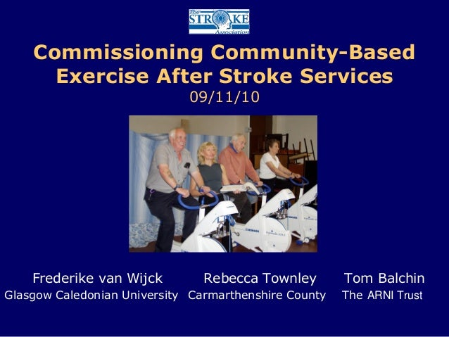 11 frederike van wijck et al exercise after stroke