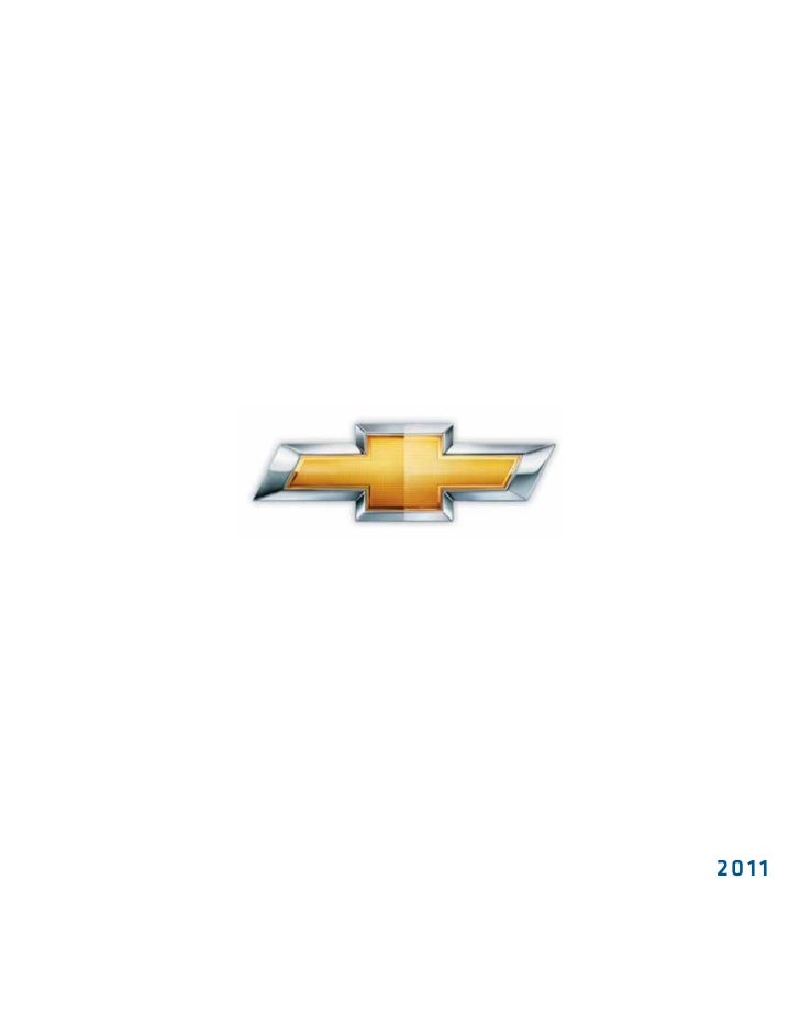 2012 Chevy Line up PREVIEW