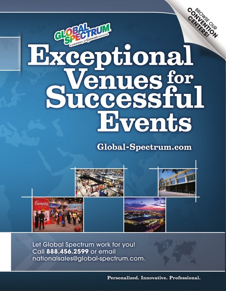 Global Spectrum Convention Centers