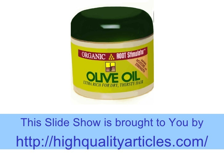 The Hair Care Olive Oil Plan