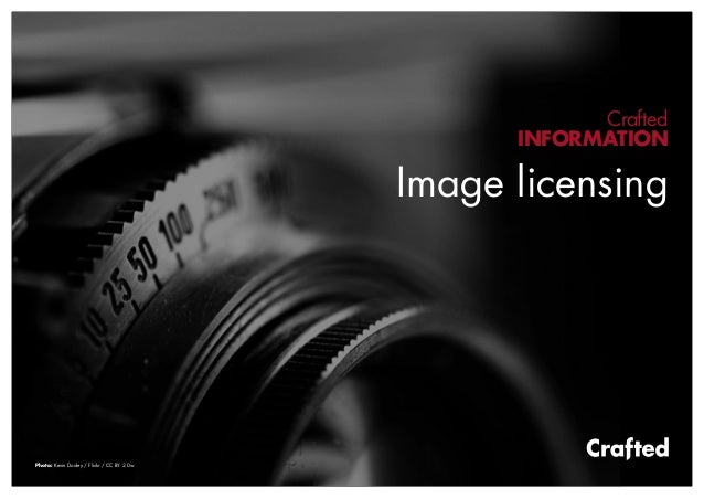A Guide to Image Licensing