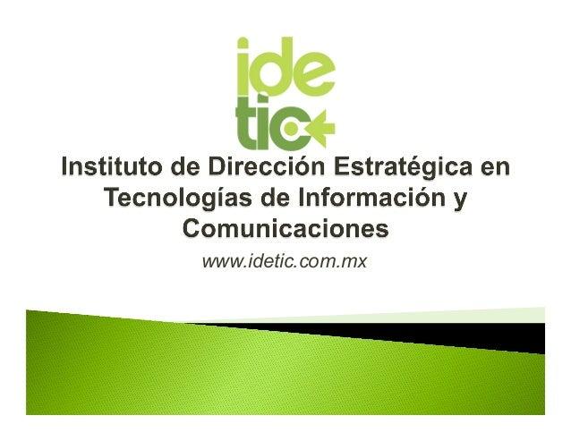 www.idetic.com.mx