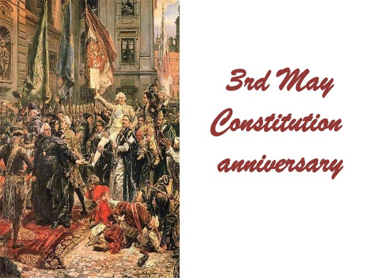 3rd May Constitutionanniversary<br />