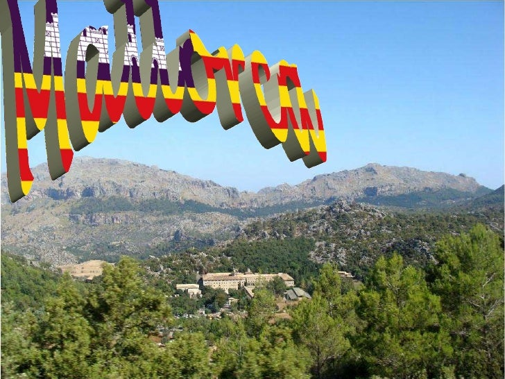 Mallorca, de la Palma la Lluc