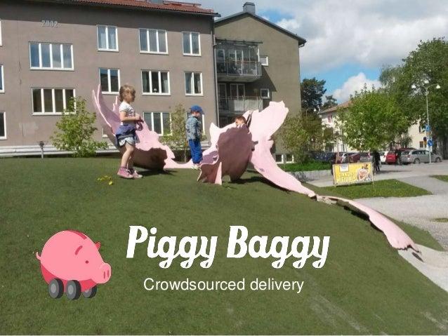Smart Retro Meetup Stockholm – PiggyBaggy