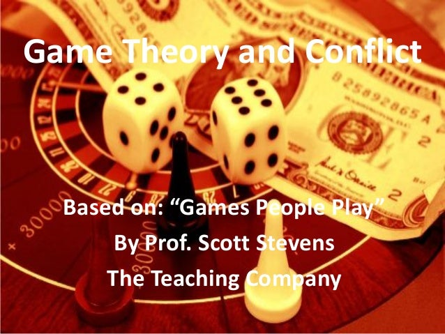 Game Theory and Negotiations