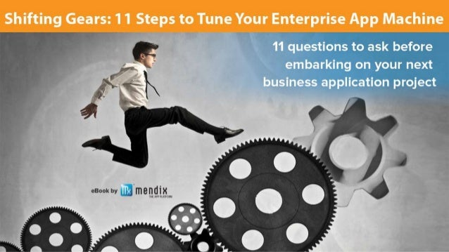 11 Steps to Tune Your Enterprise App Machine