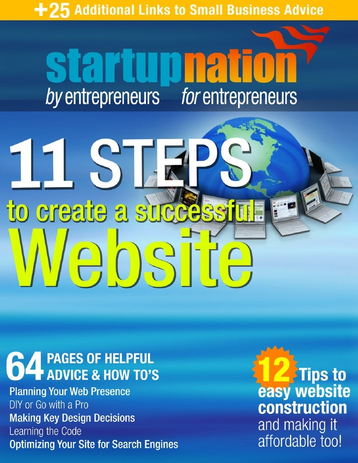 11 Steps Website