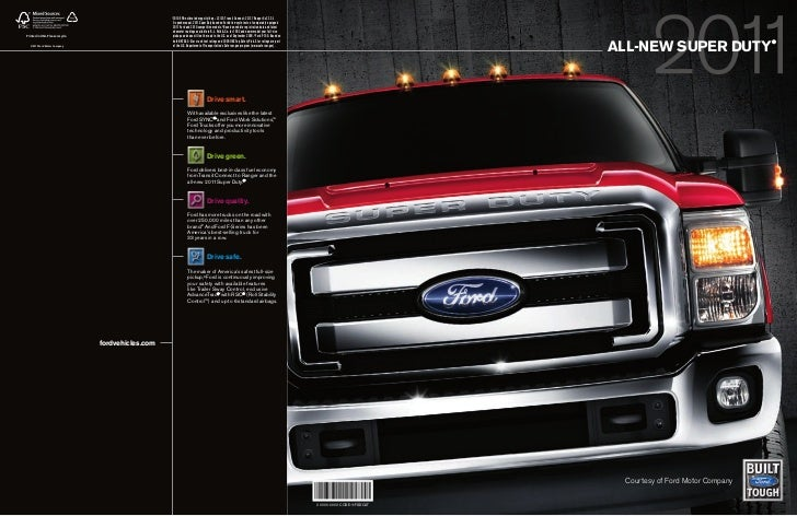 11 Ford Super Duty brought to you by your Mid Atlantic Ford Dealer