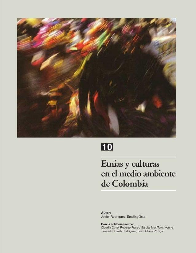 11 Étnias y culturas Colombia
