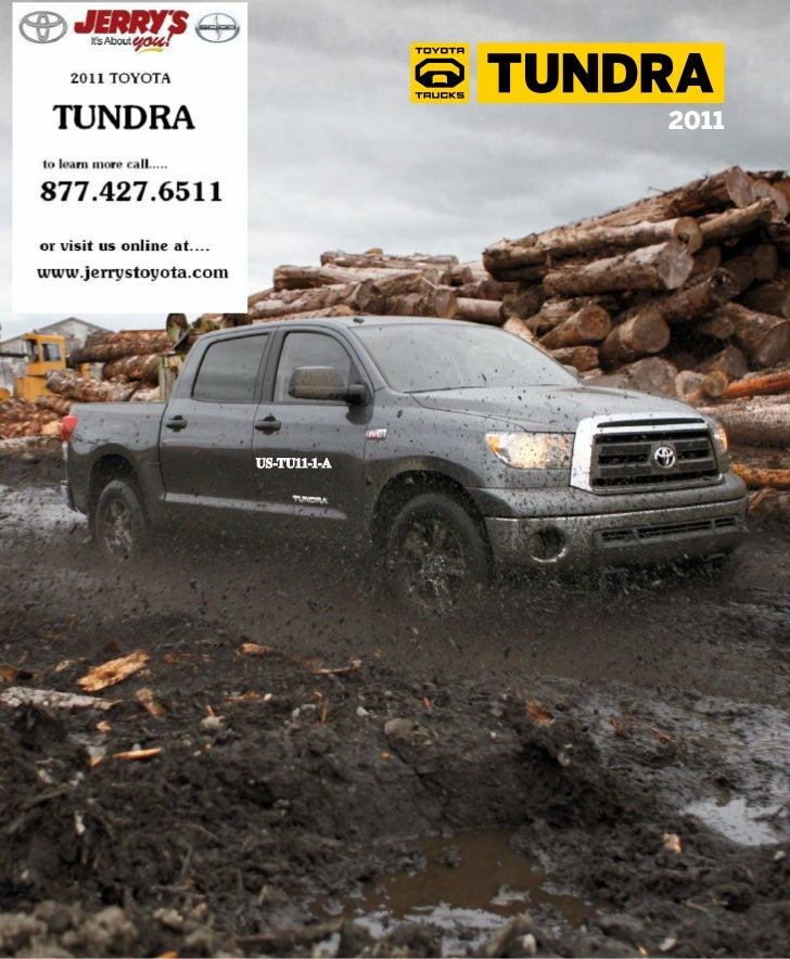 2011 Toyota Tundra at Jerry's Toyota in Baltimore Maryland