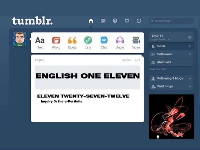 English 111, November 27, 2012