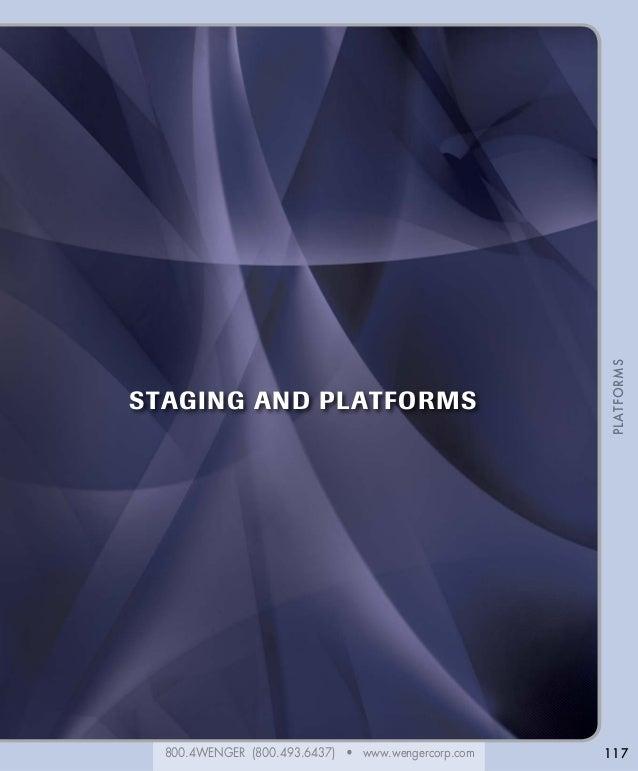 Education Catalog Staging & Platforms