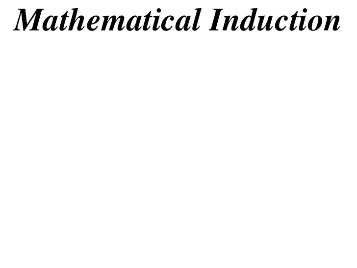 11X1 T14 10 mathematical induction 3 (2010)