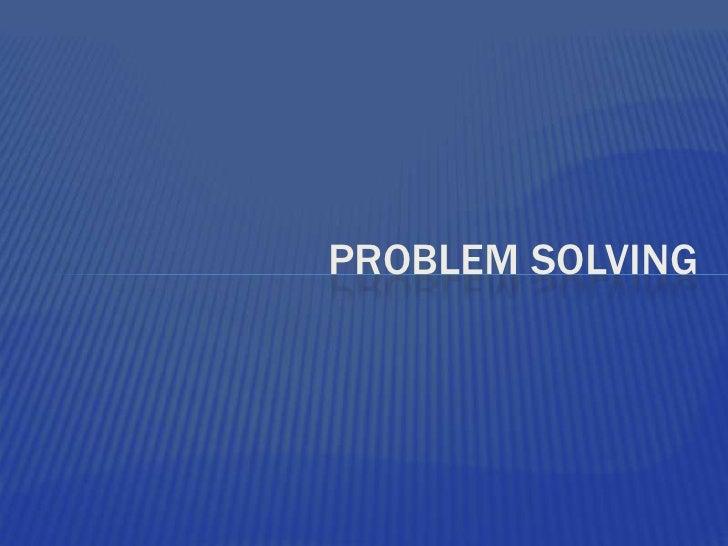 Problem-solving session for workshop participants
