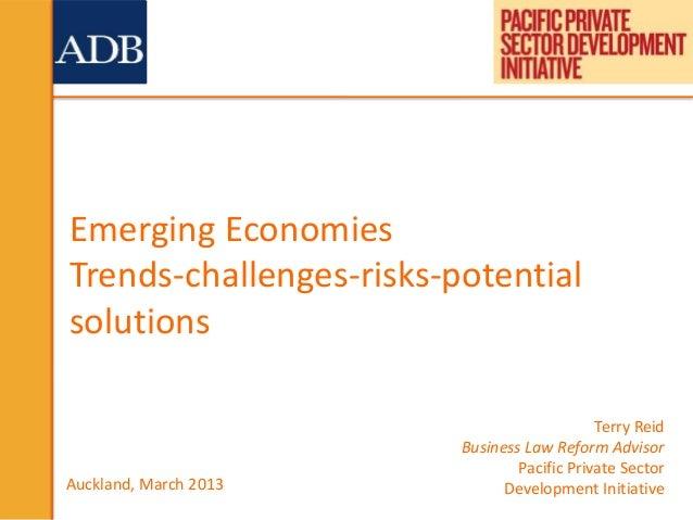 Asian Development Bank | Emerging Economies