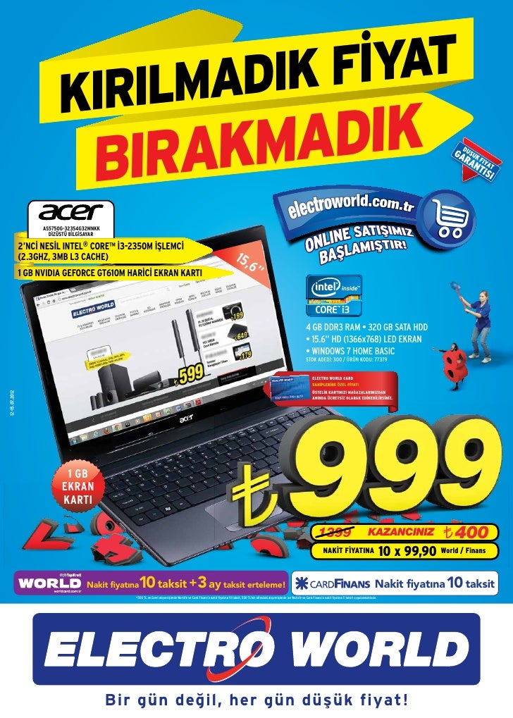 MADIK FİYAT                           KIRIL                                       BIRAKMADIK                      AS5750G-...