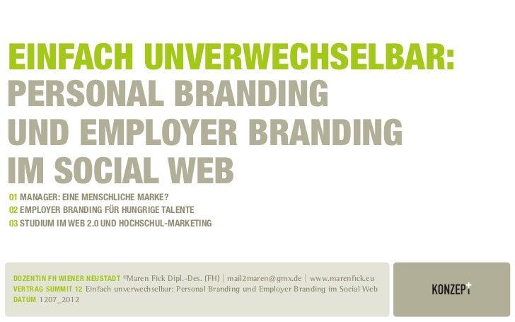 12.07.2012 PF Social Media, Social Media in Hochschulen, Maren Fick, FH Wr. Neustadt