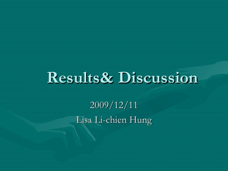 phd thesis results section A guide to writing a senior thesis in sociology   page 1 department of sociology faculty of arts and sciences harvard university write results chapters january.