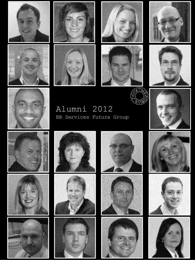 Alumni 2012BB Services Future Group