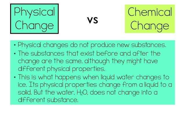 Chemical And Physical Changes Worksheet – Physical Vs Chemical Change Worksheet