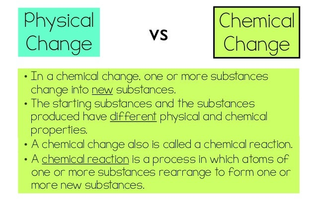 Chemical And Physical Change Worksheet – Chemical Vs Physical Change Worksheet