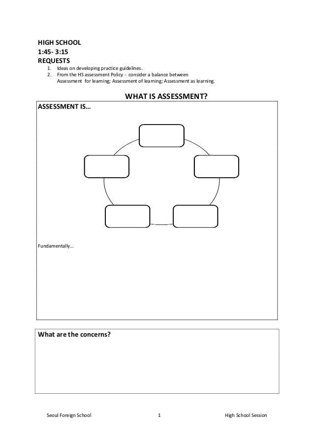 12 13 assessment workshop booklet - hs