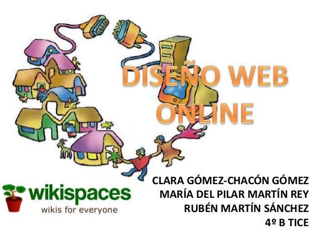 12. diseño web online