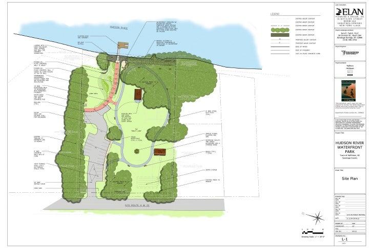 12 1 Park Site Plan