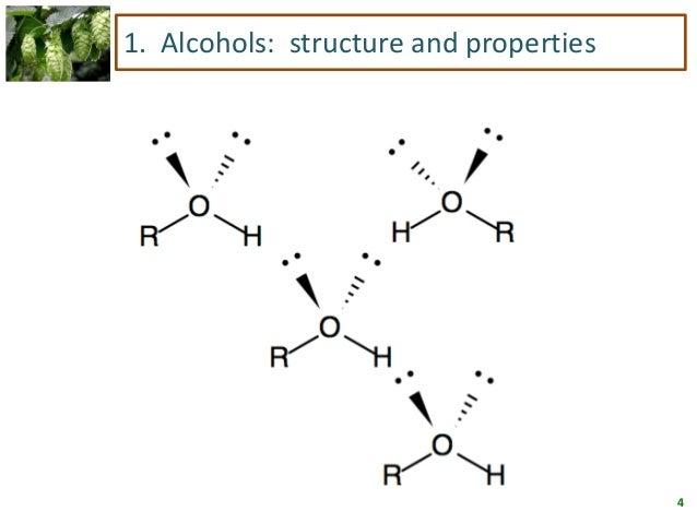 12 alcohols-phenols-thiols-ethers