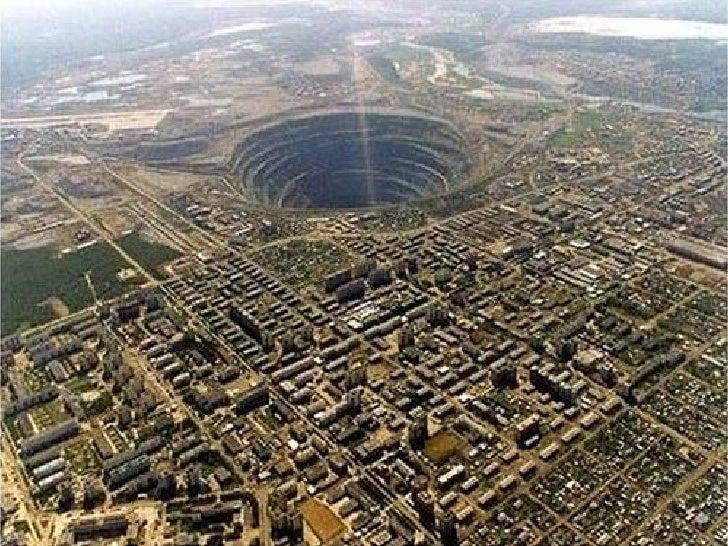 12 Amazing Holes