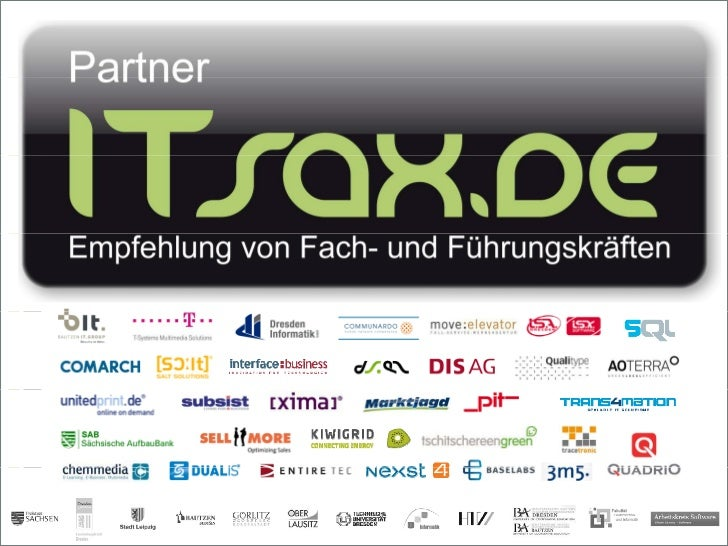 12. Community Training ITsax.de -  Protokoll