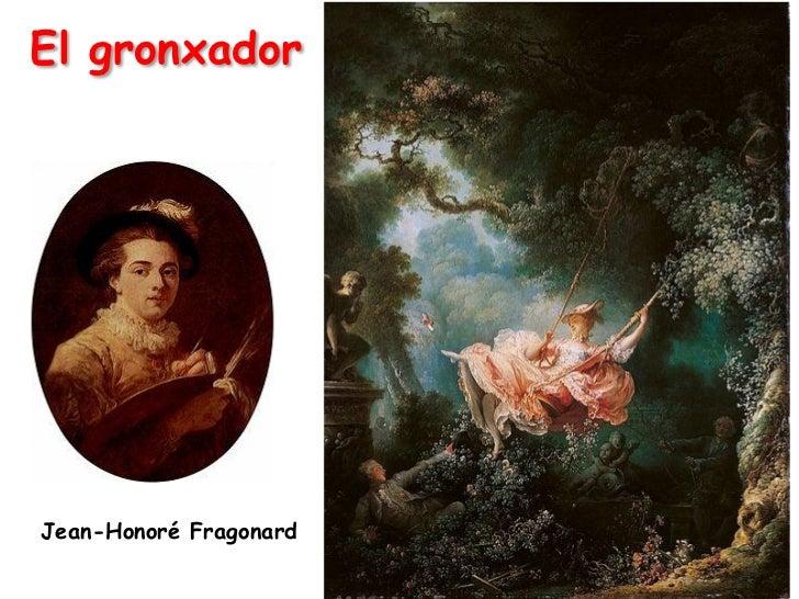 12.Fragonard: El gronxador