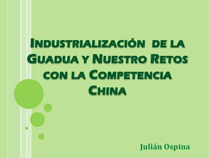12. Julian Ospina