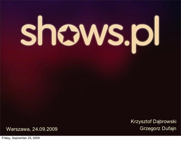 Shows.pl