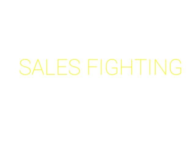 SALES FIGHTING деловые игры