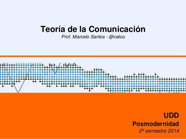 15 tc - posmodernidad